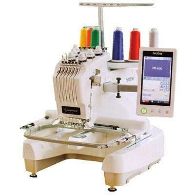 Brother PR-650e - Embroidery Machine | Sewing Machine Singapore - Sewing.sg