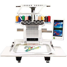 Brother PR-1000E - 10-Needles Embroidery Machine