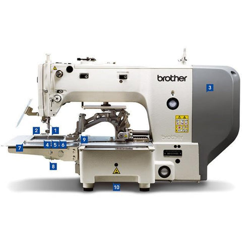 Brother BAS-311H-03/05S - Industrial Pattern Setter Machine