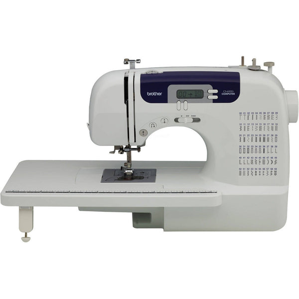 Brother CS6000i - Ban Soon Sewing Machine - Sewing.sg