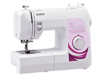 Brother GS2500 Sewing Machine - Portable Basic Sewing Machine