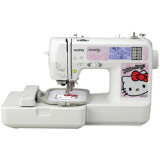 Brother NV980K - Hello Kitty 2-in-1 Embroidery & Sewing