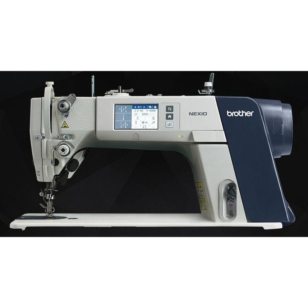 Brother Single Needle Sewing Machine S-7300A series | Professional Lockstitch Machine with Automatic Thread Trimmer