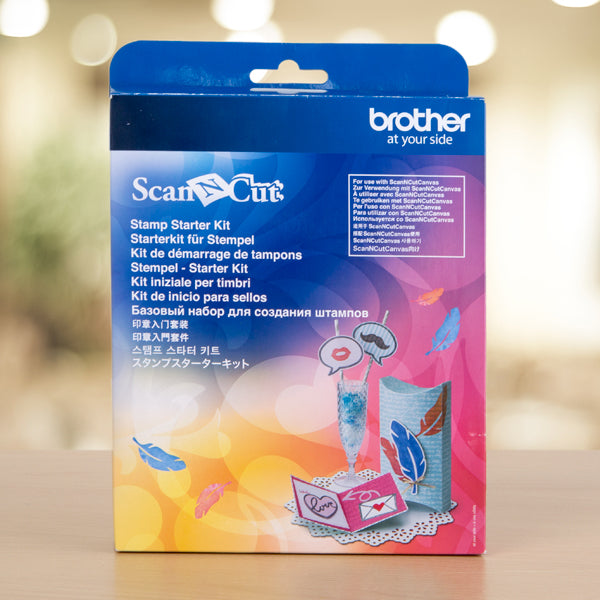 Brother ScanNCut Stamp Starter-Kit