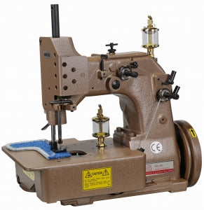 INDERLE / IDL-4AC / 3 threads heavy duty carpet overedging sewing machine (inner turn)