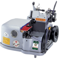 Daimoku AK2503 - 1-Needle 3-Threads Industrial Carpet Edging Machine (For Carpet or Rugmat, Blanket)