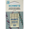 Schmetz Double-Eye Needles - Sewing Needles | Sewing Machine Singapore - Sewing.sg