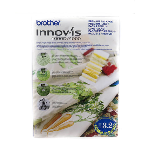 Brother Innovis 4000 Premium Kit - Ban Soon Sewing Machine - Sewing.sg