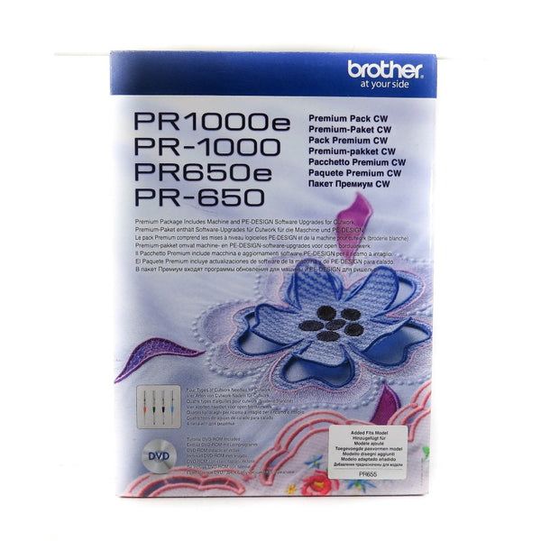 Brother PR-Software Cutwork Kit - Ban Soon Sewing Machine - Sewing.sg