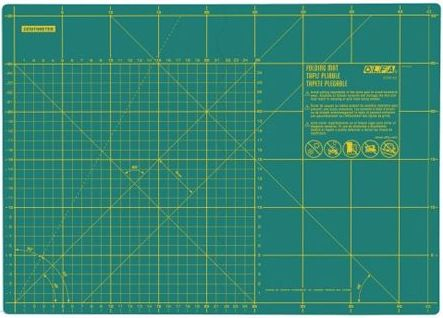 Olfa FCM-A3 Folding Cutting Mat A3