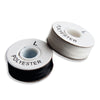 Gunold Pre-wound Bobbin Threads - Bobby FIL 110L (White) - Sewing Accessories | Sewing Machine Singapore - Sewing.sg