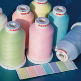 Gunold Embroidery Thread - GLOWY Made in Japan