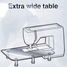 Janome Extension Table / Wide Table for Skyline Models S3, S5, S7 and Skyline 9 (Original Janome)