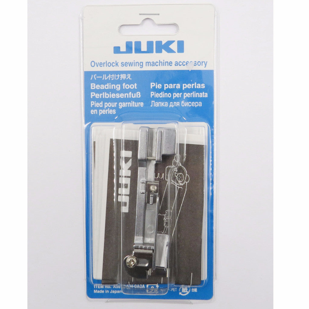 Juki Beading Foot for Overlock