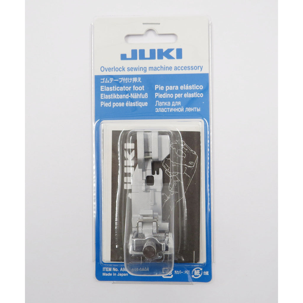 Juki Elasticator Foot for Overlock