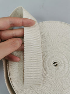 Cotton Canvas Tape for Bags Strap
