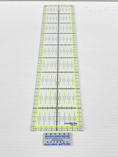 Quilting Ruler & Cutting Ruler | Basic & Professional Usage. KPR4510