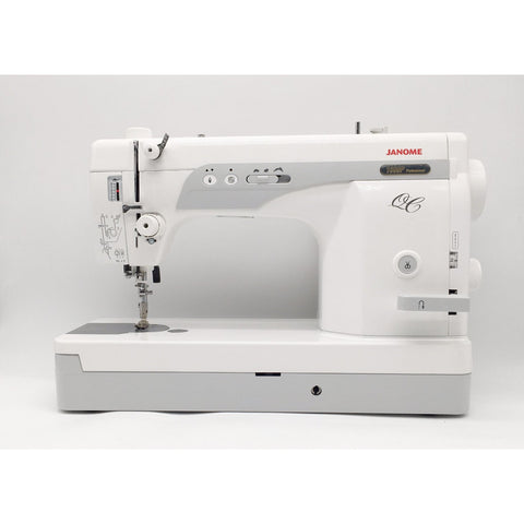 Janome 1600P-QC - Portable Industrial Machine & Semi-Industrial Machine with Durable & Heavy Duty Sewing Machine