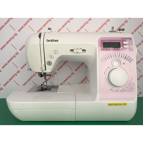 Brother INNOVIS-15P - Sewing Machine | Sewing Machine Singapore - Sewing.sg - 2