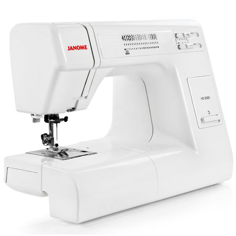 Janome HD3000 - Heavy Duty Sewing Machine Features