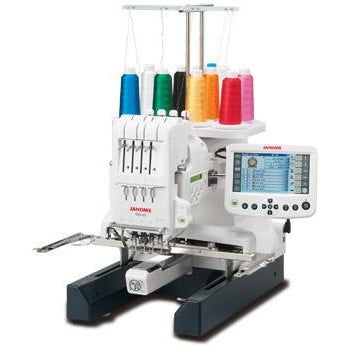 Embroidery Machine for Rent : Janome MB4 : 4-Needle Embroidery Machine