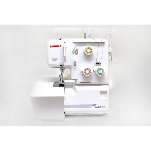 Janome MyLock 213 : 1-Needles 2/3-Threads Overlock Machine