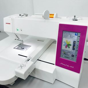 Janome MC450E  Memory Craft Embroidery Machine