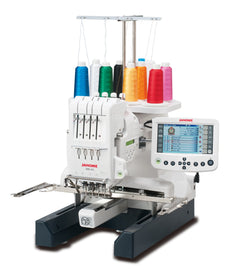 Janome MB4  Four-Needle Embroidery Machine (Made in Japan)