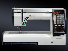 Janome MC12000 Horizon Memory Craft 12000 High-End Quilting & Embroidery Machine