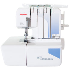 Janome MyLock 644D - 2-Needles 2/3/4-Threads Overlock Machine