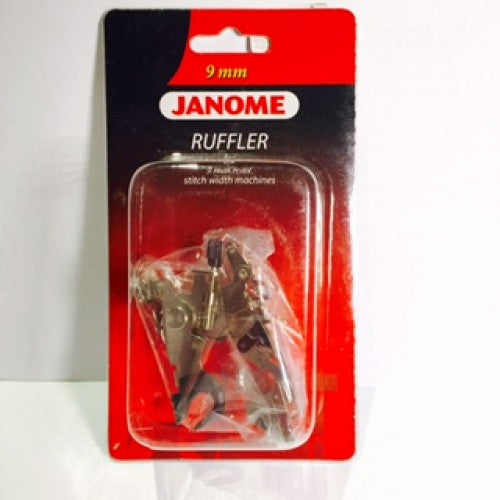 Janome Ruffler (Original) - for 9mm Max Stitch Width Machines 202095004