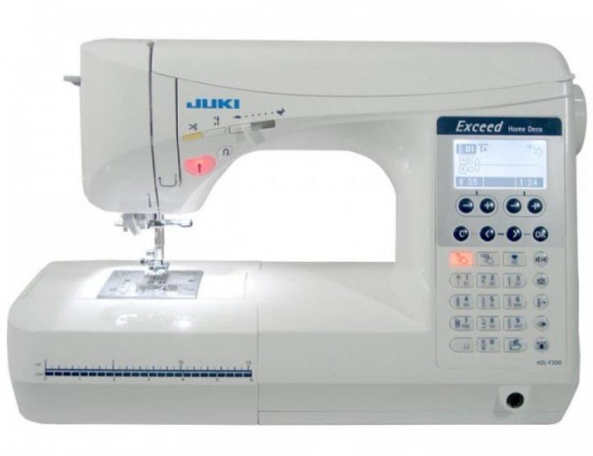 Juki HZL-F300/SAA High-end Sewing & Quilting Machine