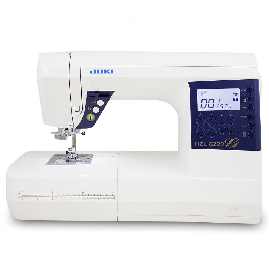 Juki HZL-G220 High-end Sewing & Quilting Machine
