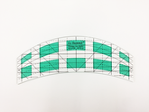 Le Summit Arc Ruler (M) - Quilting Ruler (DS-KG-4700) - 40-70cm