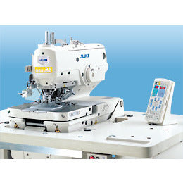 JUKI  MEB-3200 - Buttonhole Machine (With Eyelet) Complete Set with Computer Controlled