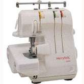 Merrylock 1200DSR : 1-Needle 3-Threads Overlock Machine