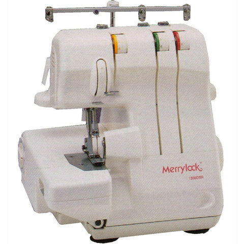 Merrylock 1200DS. - Overlocker Machine | Sewing Machine Singapore - Sewing.sg