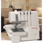 Merrylock 3040CV 3 Needle 4 Threads Coverstitch Sewing Machine [BEST FOR BEGINNERS]
