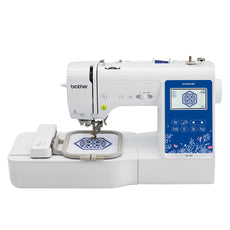 Brother sewing machine NV180; 3 in 1 Combo Machine; Sewing + Embroidery + Quilting. 2 years Warranty, FREE UNLIMITED number of lessons teaching proper handling & operation. Conducted at Clementi.