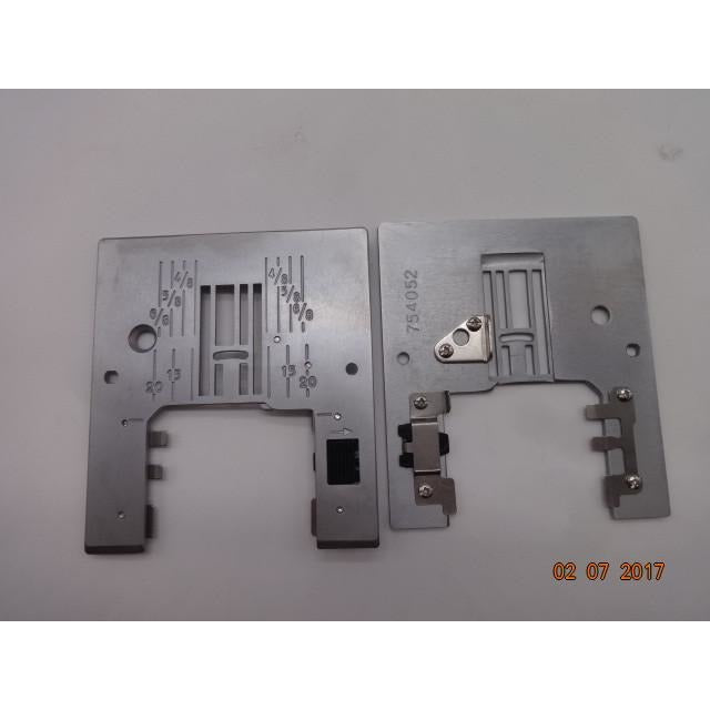 754052 / Needle Plate / Throat Plate for JANOME Sewing Machine