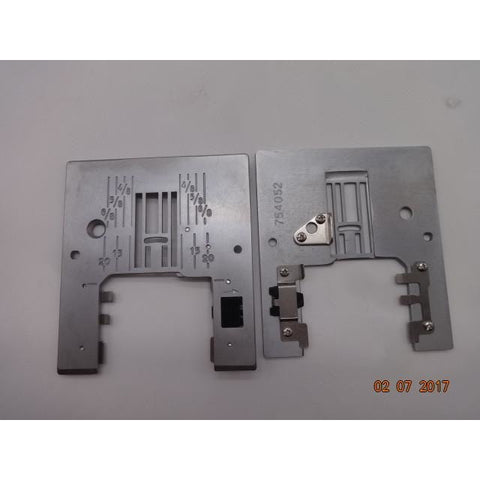 Needle Plate / Throat Plate for JANOME Sewing Machine / 754052