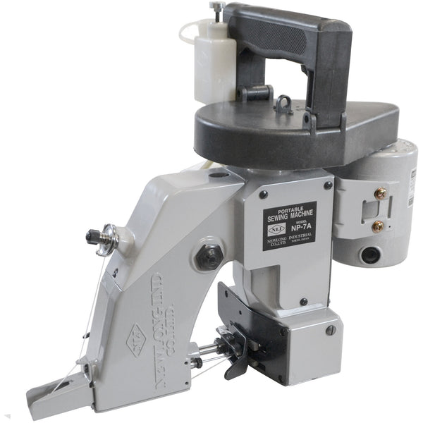 Newlong NP-7A (Made in Japan) - Bag Closing Machine | Sewing Machine Singapore - Sewing.sg