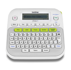 Brother PT-D210 Portable Label Printer For Home