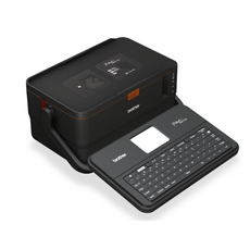 Brother PT-E850TKW Industrial Label Printer (Keyboard Enabled) -  USB, WiFi