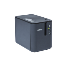 Brother PT-P900W Professional Industrial Desktop Label Printer - USB, WiFi