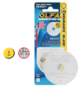 Olfa RB45H-1 Disc Blade (For 45mm Rotary Cutters) Tub/1Pc