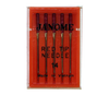 Janome Red Tip Needles (Janome Original) - Sewing Needles | Sewing Machine Singapore - Sewing.sg