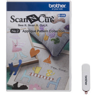 Brother ScanNCut USB2
