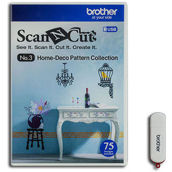 Brother ScanNCut USB3