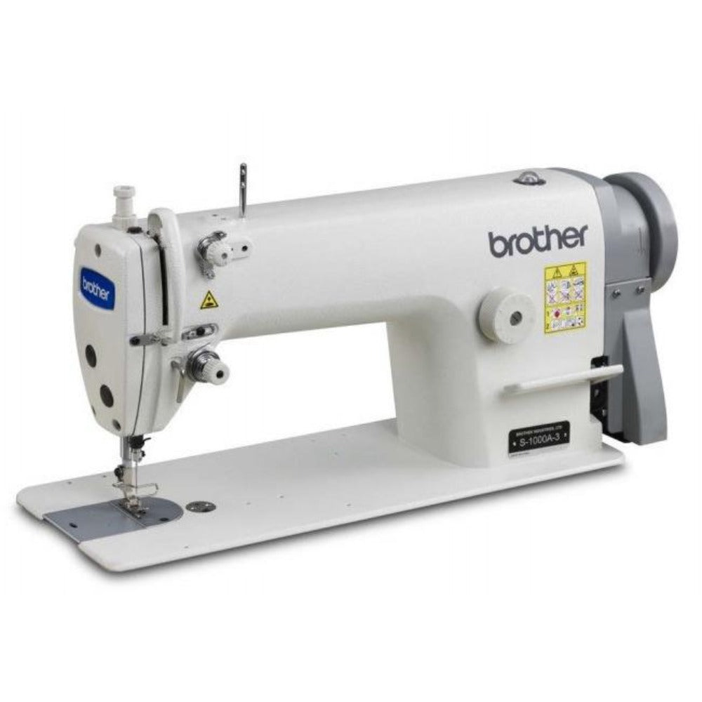 Brother S-1000A-3 -  Industrial Lockstitch Machine (Medium Weight)